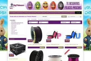 consumibles impresoras 3d