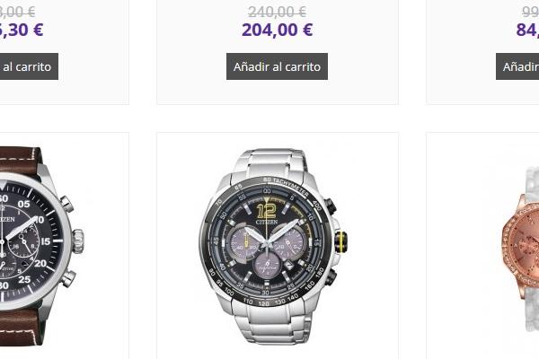 comprar relojes